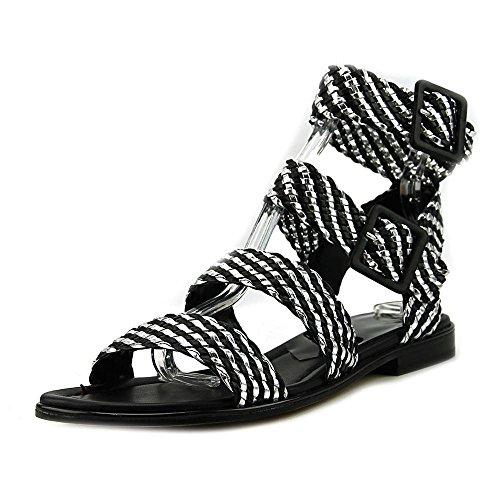 Donald J Pliner Lucia-96 Pelle Sandalo Gladiatore