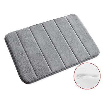 VANRA Bath Mat Bath Rugs Anti Slip Bath Mats Anti Bacterial Non Slip