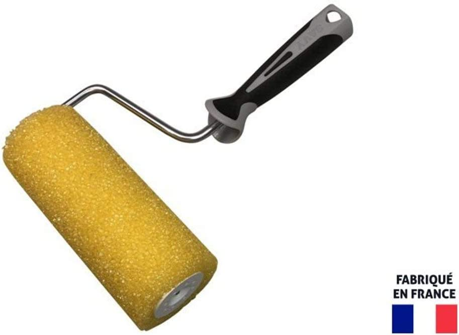 SAVY Rouleau soft cr/épi grain fin larg.180mm