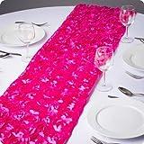 FidgetFidget Ribbon 3D 12'' x 155'' Hot Pink11.8 x98(30x250cm)