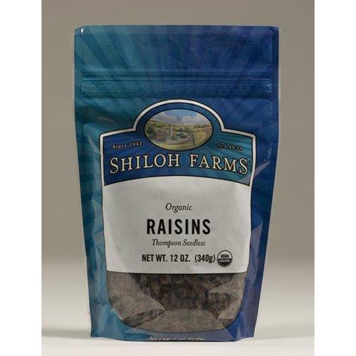 Organic Raisins - 6 x 12 Oz