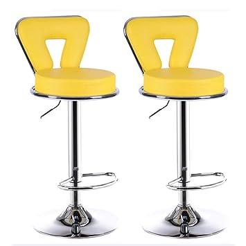 De 360 Chaise Dossier Bar Beauté Simple Levage ° w0OPnk