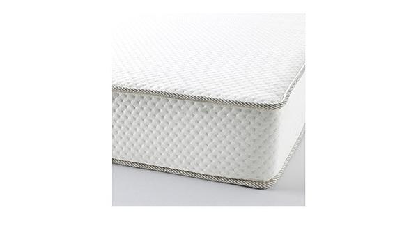 Colchón de látex natural IKEA MORGONGAVA (tamaño doble ...