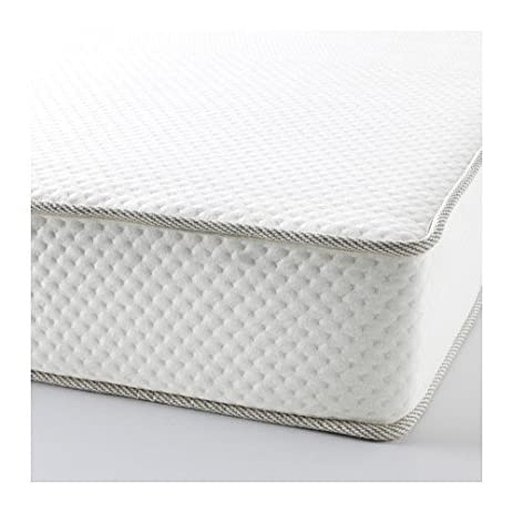 Ikea MORGONGAVA Natural Latex Mattress Twin Size Medium Firm 4262385