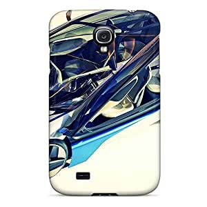 For Galaxy Case, High Quality Bmw Concept Car For Galaxy S4 Cover Cases