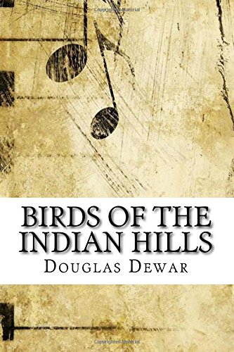 Download Birds of the Indian Hills PDF