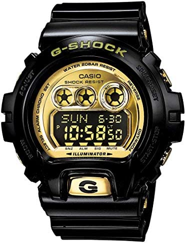 Casio G-SHOCK Men s 6900 XL Watch One Size Black GDX6900FB-1