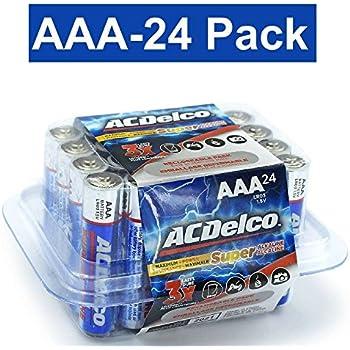 Amazon.com: AmazonBasics AAA 1.5 Volt Performance Alkaline