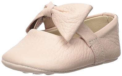 9e8134b67e5 Elephantito Girl s Baby Ballerina with Bow Shoe