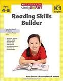 Scholastic Study Smart: Reading Skills Builder, Rozanne Lanczak Williams and Kama Einhorn, 9810713770