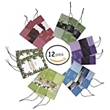 Premium Scented Sachet Bags for Drawers, Closets and Cars, Fresh fragrance(12 pack of Mix Packing) for Home Fragrance, Natural Deodorizer, Moth Repellent,Closets Clothes Freshener.