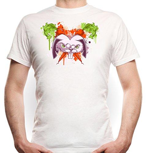 Veggie Mafia T-Shirt White Certified Freak
