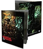 """Official Dungeons & Dragons """"Papazotl's Tomb"""" Character Folio"""