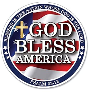 8597ced9b10 God Bless America Psalm 33 12 Scripture