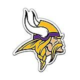 "Fremont Die NFL Minnesota Vikings Team Magnet, 12"""