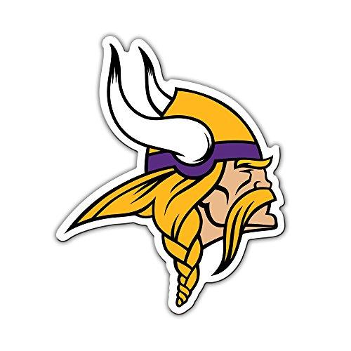 Fremont Die NFL Minnesota Vikings Team Magnet, 12
