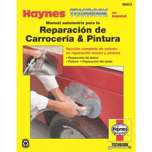 Haynes Repair Manuals Automotive Body Repair & Painting Manual (Spanish Language (98903)