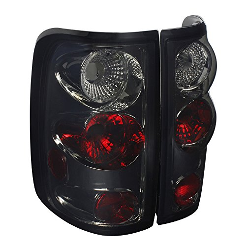 Spec D Chrome Led Tail Lights