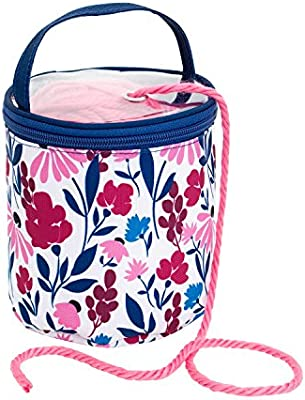 Needlework Everything Mary Single Skein Yarn Storage Case Projects Crotchet Accessories Sewing Travel with Tools for Arts /& Crafts Organizer Caddy for Knitting Yarn Projects Sewing Crafts