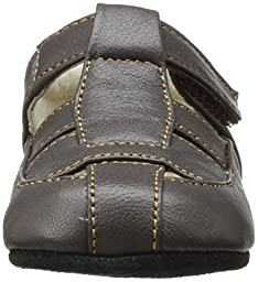 See Kai Run Patrick Sandal (Infant), Brown, 6-9 Months M US Infant