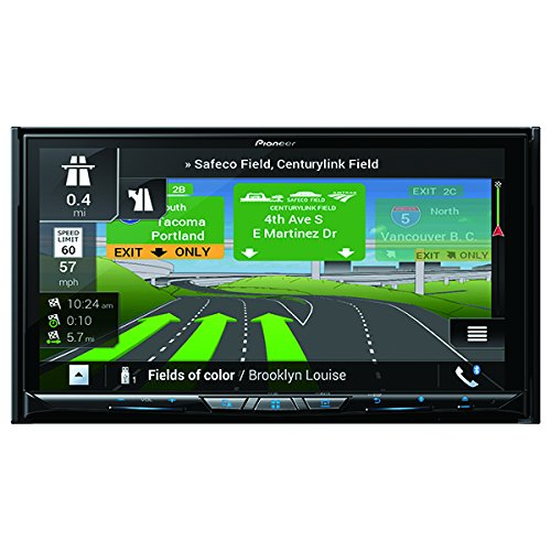 "Pioneer 2-DIN 7"" Touchscreen Navigation GPS DVD Player Car S"