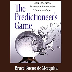 The Predictioneer's Game Audiobook