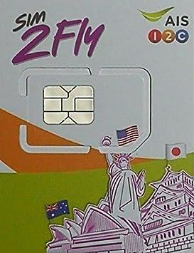 Tarjeta SIM prepagada Asia - 18 países: Amazon.es: Electrónica