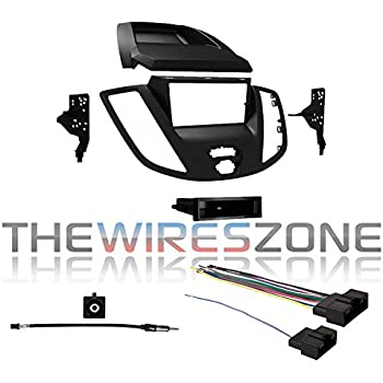 Metra 99-5832G Single/Double Din Dash Combo Kit for Select Ford Transit 2015-Up