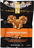 True North Almond Pecan Crunch Lightly Sweetened Nut Clusters with Almonds, Pecans and Cashews 5 Oz