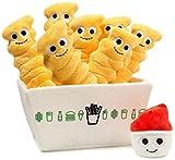 (US) Yummy World x Shake Shack Exclusive Crinkle Fries Plush