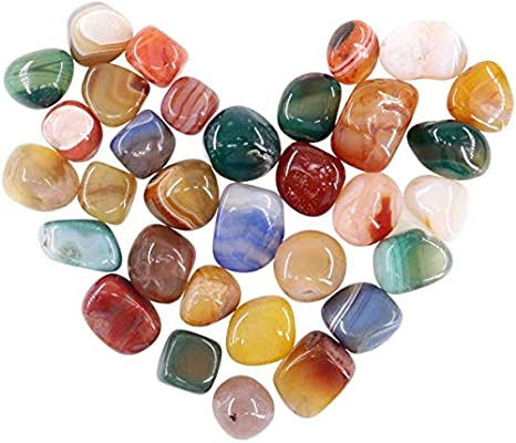 NUANNUAN 14 Piezas Cristales de acrílico Rocas de Hielo Piedras de Gemas Colores para Rellenos de jarrones, Dispersión de Mesa, Favor de Fiesta Decoración de Bodas Artesanías: Amazon.es: Jardín