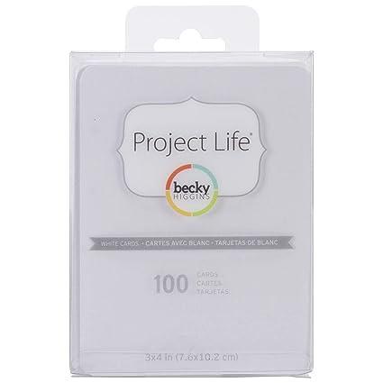 American Crafts Project Life mini kit 25.4/x 18.03/x 2.03/cm
