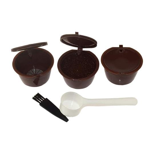 TENDUAGEN 3 Piezas para cápsulas de café de Nescafe Dolce ...