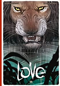 "Afficher ""Love n° 3 Le lion"""