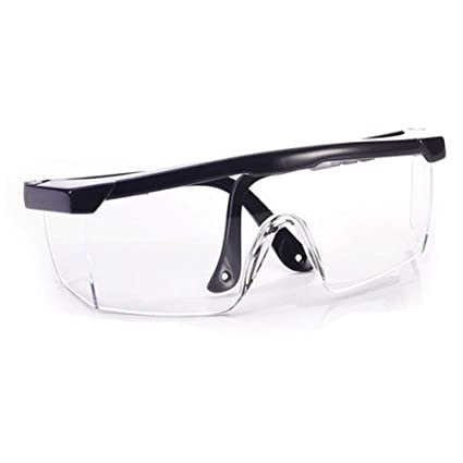 High-quality Protection Glasses Anti-shock Transparent Labor Windproof Glasses W Glasses, Goggles & Shields Home & Garden