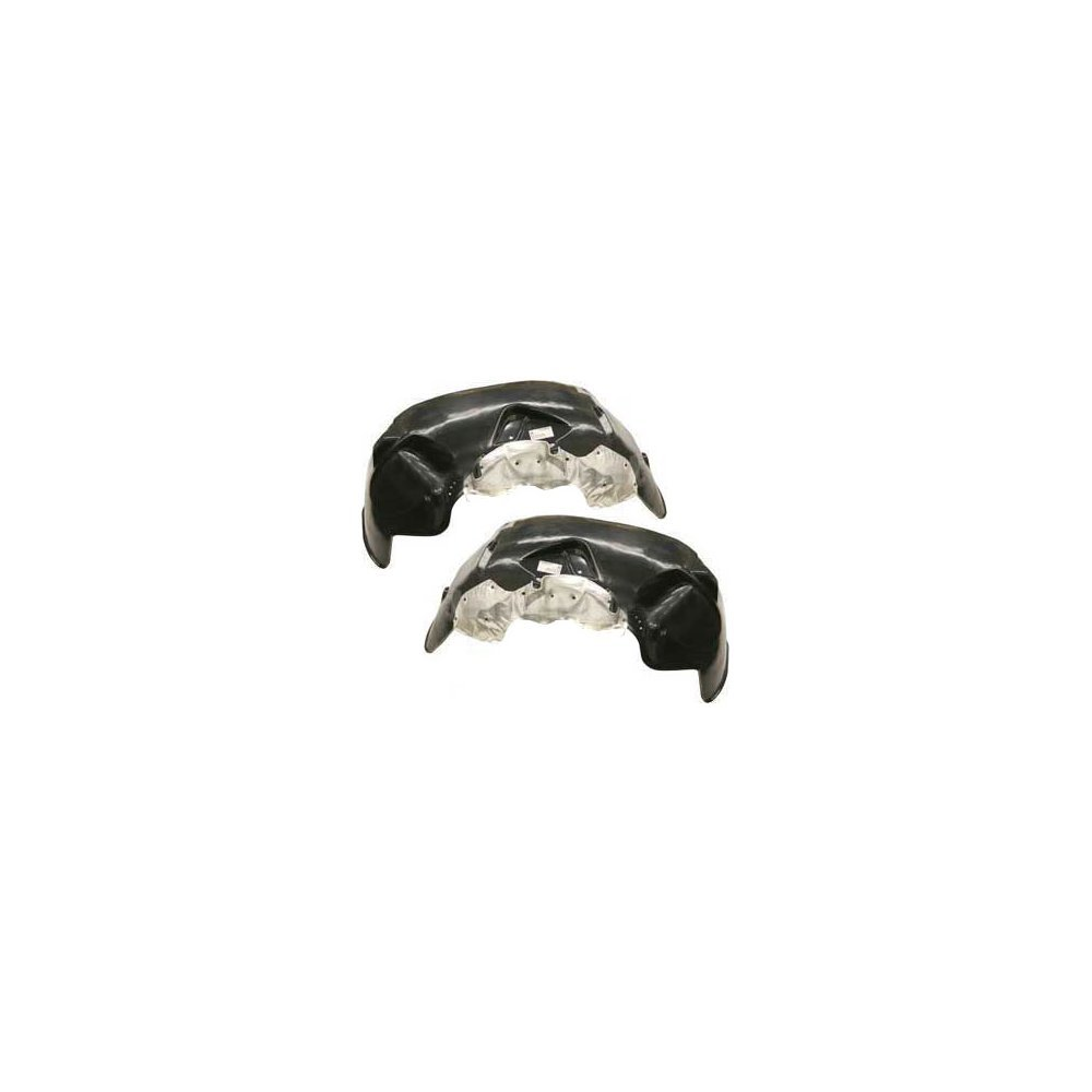 Fender Liner for 2005-2010 Dodge Dodge Dakota Front Left /& Right Side Set of 2