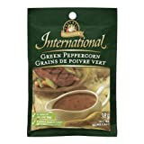 McCormick Gourmet, Premium Quality, International Dry Sauce Mix, Green Peppercorn, 38g