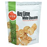 WOW BAKING, COOKIES, KEY LM, WHT CHOC, Pack of 12, Size 8 OZ - No Artificial Ingredients Gluten Free Wheat Free