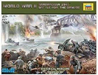 Zvezda Battle Of The Danube Wargame 1:72 - Model Kit Z6177: Amazon.es: Juguetes y juegos