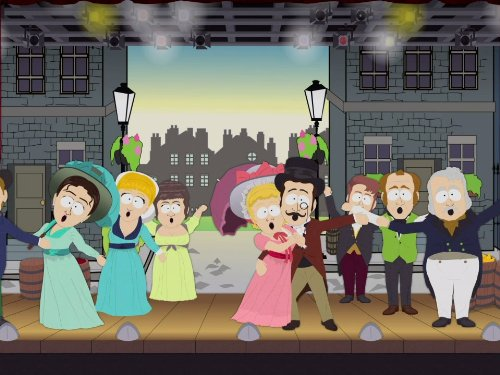 Broadway Bro Down - South Park Sharon