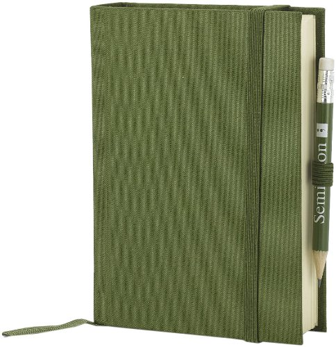 3.9 X 5.7 Inches Semikolon Petit Voyage Linen Hardcover Travel Diary 05108 272 Pages of Blank 100g Paper Irish