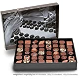 Milk & dark luxury chocolate gift box - Medium 305g