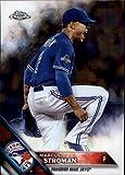 2016 Topps Chrome Baseball #111 Marcus Stroman Toronto Blue Jays