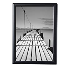 Black A4 Picture / Photo / Certificate Frame