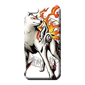 iphone 5c Series PC Skin Cases Covers For phone mobile phone carrying covers marvel vs capcom amaterasu okami