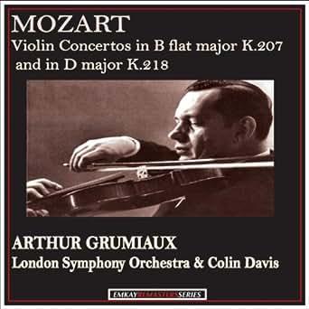 Violin Concerto No. 4 in D major, K.218: III. Rondeau
