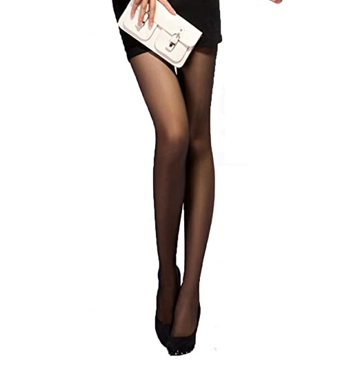 db46caecdbd Meriling Women s Sheer to Waist with Leg Support Panty hose (pack of 2 pairs )