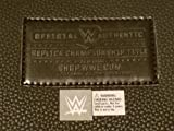 The Undertaker Signed Winged Eagle Wwe Championship Belt Exact Proof - JSA Certified - Autographed Wrestling Robes, Trunks and Belts
