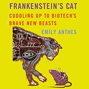 Frankenstein's Cat Audiobook