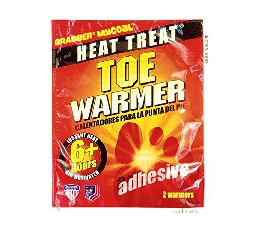 Grabber Performance Toe Warmers 40 Count - Heater Toe Grabber